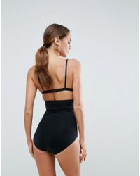 Spanx - Black Oncore High Waisted High Control Brief - Lyst