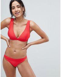 Y.A.S - Red Brazilian Bikini Bottoms - Lyst