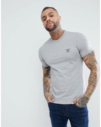 Barbour Gray Standards T-shirt In Grey for men