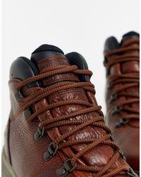 World - Bottines Timberland pour homme en coloris Brown