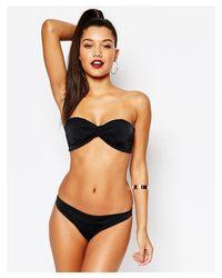 Mix & Match - Slip bikini a perizoma di Missguided in Black