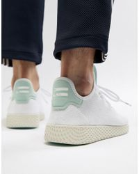 Pharrell Williams Tennis Hu Adidas Originals pour homme en coloris White