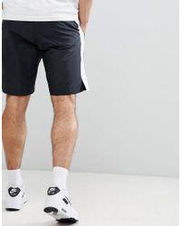 Nike Webshorts mit Logo in Schwarz, 927994-011 in Black für Herren