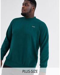 Originals - Sweat-shirt épaules tombantes Jack & Jones pour homme en coloris Green