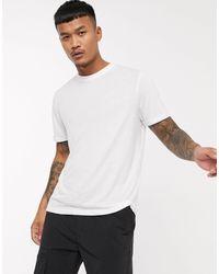 T-shirt di ASOS in White da Uomo