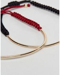 ASOS | Multicolor Smart Gold Bracelet Pack | Lyst