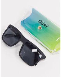 Quay - Legacy - Lunettes Quay pour homme en coloris Black