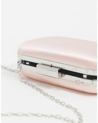 True Decadence Pink – Exklusive Hartschalen-Clutch