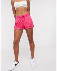 Pantaloncini di Nike in Pink