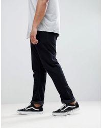 Loyalty & Faith Black Loyalty And Faith Plus Regular Fit Jeans for men