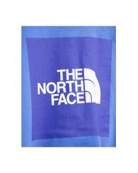 The North Face Blue Box 2.0 Hoodie for men