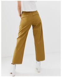 Pantaloni multitasche di Northmore Denim in Multicolor