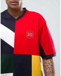 10.deep - Blue 10.deep Victory Sport Baseball T-shirt for Men - Lyst