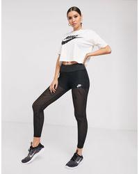 Nike Air Running - Leggings neri di Nike in Black
