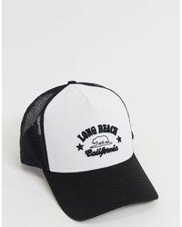 Casquette camionneur - et blanc KTZ pour homme en coloris Black