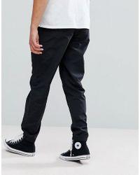 Carhartt WIP Black Academy Track Pants for men