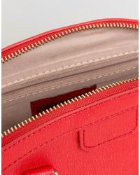 London Rebel - Red Across Body Bag - Lyst