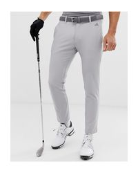 Серые Суженные Книзу Брюки С 3 Полосами Ultimate-серый Adidas Originals для него, цвет: Gray
