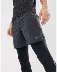 Just Do It - Short - 929808-010 Nike pour homme en coloris Black