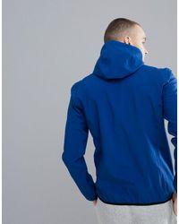 Raymond - Giacca softshell blu con cappuccio doppio di North Sails in Blue da Uomo