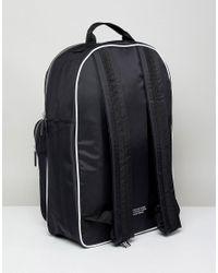 Adidas Originals Adicolor Backpack In Black Cw0637 for men