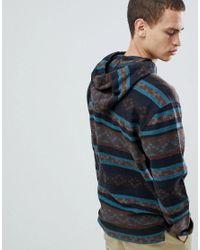 Billabong Black Baja Pullover for men