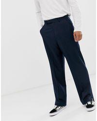 Pantalón ASOS de hombre de color Blue