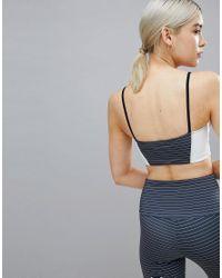 Onzie Multicolor Bustier Sports Yoga Bra