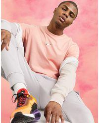 Nike – Pastel Pack – T-Shirt in Orange für Herren