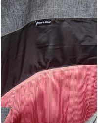 Herschel Supply Co. Gray . Survey Backpack In Crosshatch for men