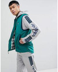 Adidas Originals Vest In Green Ce1806 for men
