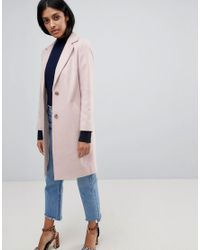 New Look Natural Tailored Coat