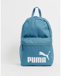 Зеленый Рюкзак Phase PUMA для него, цвет: Blue