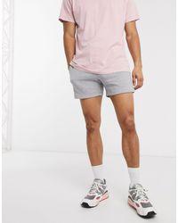 Pantalones muy cortos gris marga ASOS de hombre de color Gray
