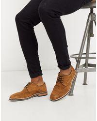 Светло-коричневые Броги -коричневый Цвет Burton для него, цвет: Brown
