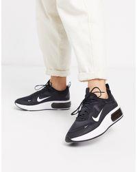 Черно-белые Кроссовки Air Max Dia-черный Цвет Nike, цвет: Multicolor