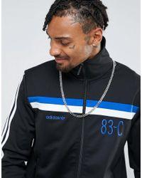 Adidas Originals 83-c Track Jacket In Black Br8981 for men