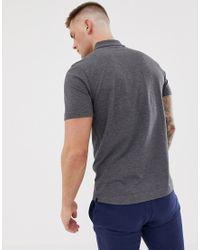 Polo avec logo - foncé Lacoste Sport pour homme en coloris Gray