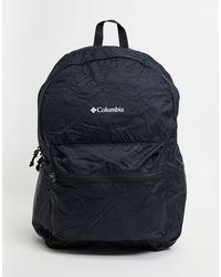 Легкий Черный Рюкзак Вместимостью 21 Л Lightweight Packable-черный Цвет Columbia для него, цвет: Black