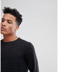 Jack & Jones - Green Premium Knit With Fleck for Men - Lyst