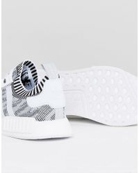 Adidas Originals - Nmd_r1 Pk Trainers In White By1911 for Men - Lyst
