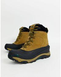 Chilkat - Bottes The North Face pour homme en coloris Green