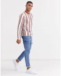 Camiseta ASOS de hombre de color Multicolor