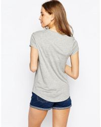 ASOS - Gray The Ultimate Crew Neck T-shirt - Lyst