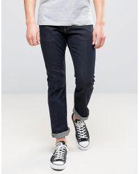 Vans Blue V56 Jeans for men