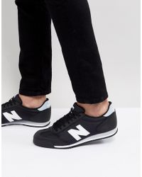 370 - Baskets New Balance pour homme en coloris Noir - Lyst