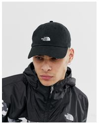 Norm - Cappellino nero slavato di The North Face in Black da Uomo