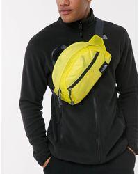 Легкая Желтая Сумка-кошелек На Пояс -желтый The North Face для него, цвет: Yellow