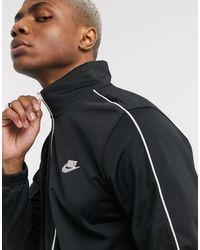 Черный Спортивный Костюм Bv3034-010 Nike для него, цвет: Black