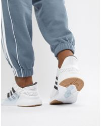 Adidas Originals Climacool Sneakers In White Cq3054 for men